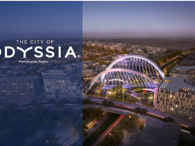 The City Of Odyssia